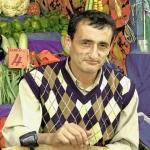 Eminonu Walnut Seller, Istanbul, 2011