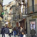 Bustle, Segovia, 2011