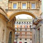 Placa Virgen, Valencia, 2009