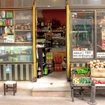 Sultanahmet Grocery, Istanbul, 2011