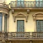 Gaudi Balcony, Barcelona, 2006