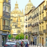 Cathedral Street, Segovia, 2011