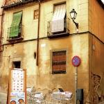 Placa Antonia, Toledo, 2009
