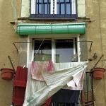 Wind Blown Sheets, Barcelona 2006