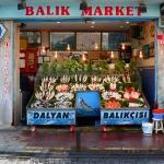 Balik Market, Istanbul, 2011