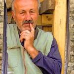 Egyptian Spice Market Man, Istanbul, 2011