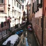 White Boat, Venice, 2004