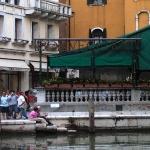 Happy Tourists, Venice, 2003