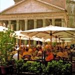 Pantheon, Rome, 2002
