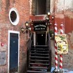 Antica Trattoria, Venice, 2004