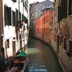 Green Wood Boat, Venice, 2004