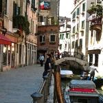 Split Scene, Venice, 2003