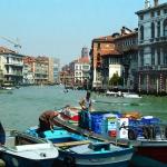 Unloading Deliveries, Venice, 2003
