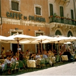 Caffe Di Columbia, Rome, 2002