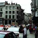 Parking Meters, Old Montreal, 2001