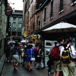 St. Amable, Old Montreal, 2001