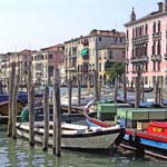 Streets and Canals Of Venice